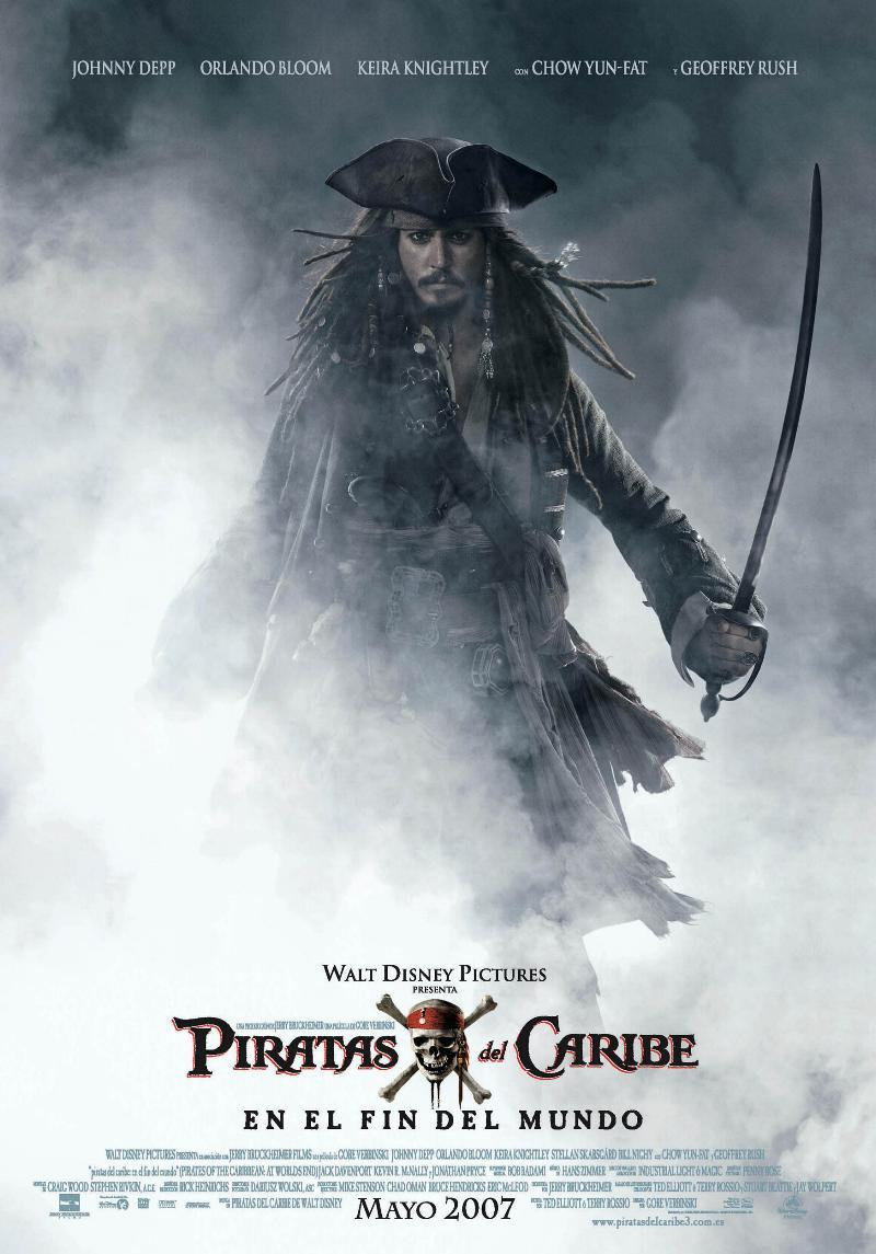 Pirates of the Caribbean: At World's End (DVDRip Español Latino) (2007)