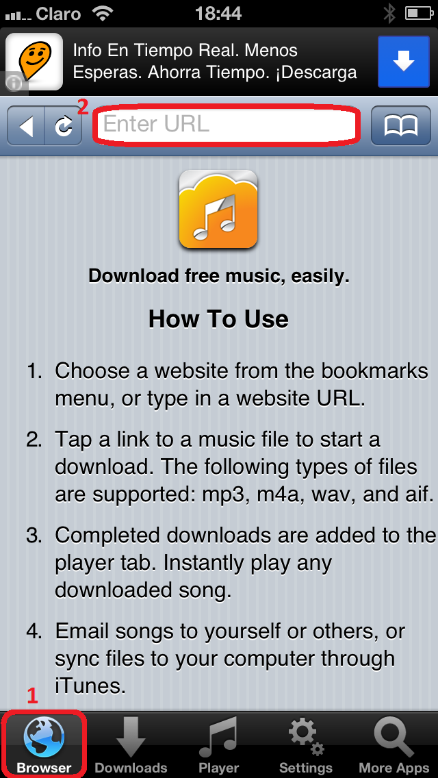 how to download music directly to iphone jailbreak