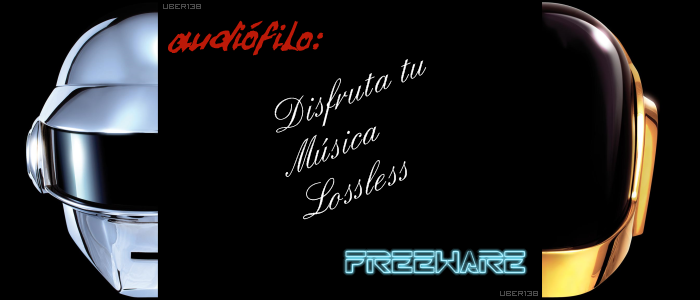 Audiófilo: Disfruta tu música lossless - Freeware