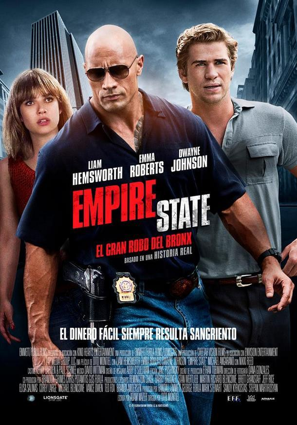 Empire State (BRRip HD Español Latino) (2013)