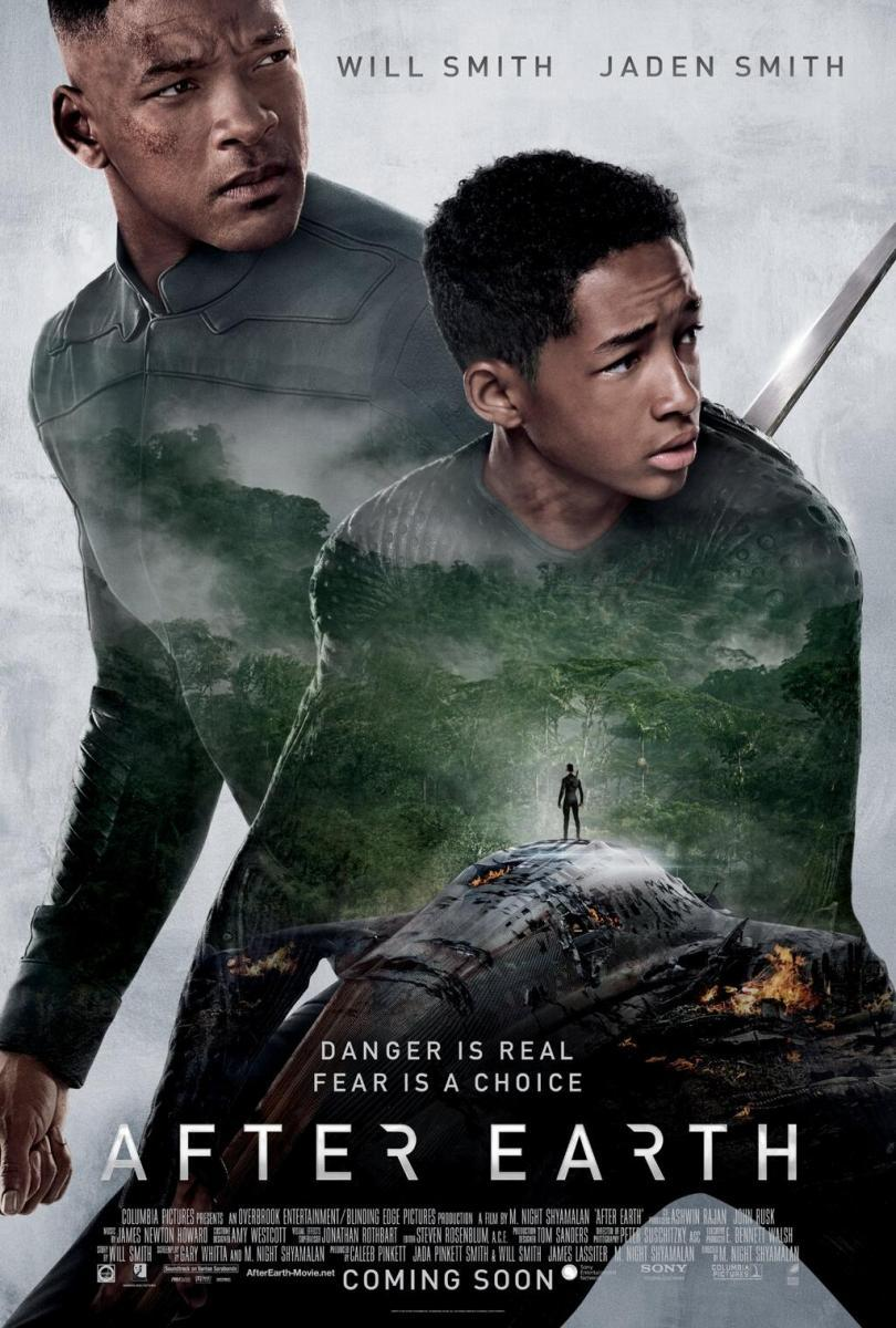 After Earth (DVDRip Español Latino) (2013)