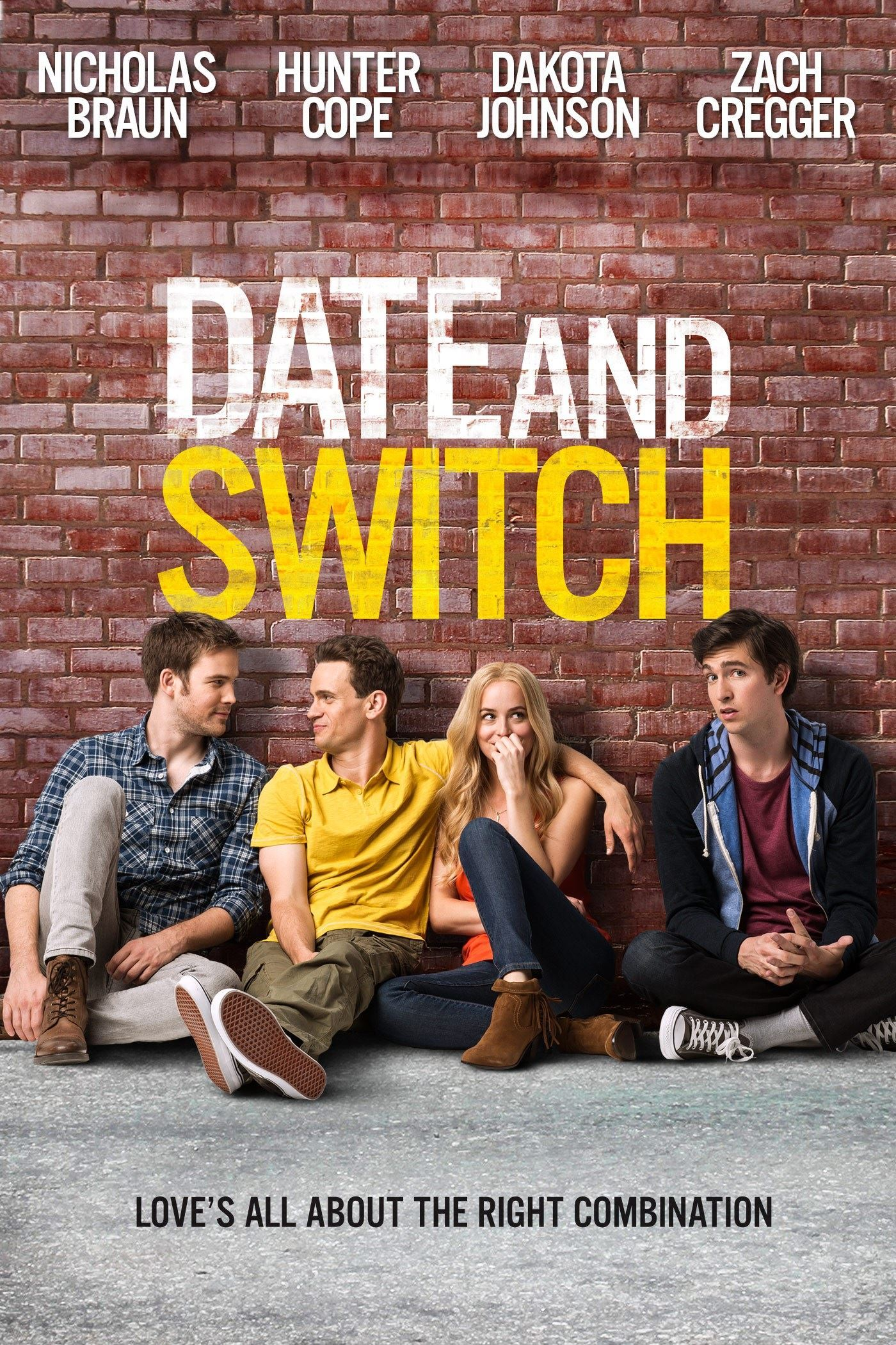 Date And Switch (BRRip HD Español Latino) (2014)