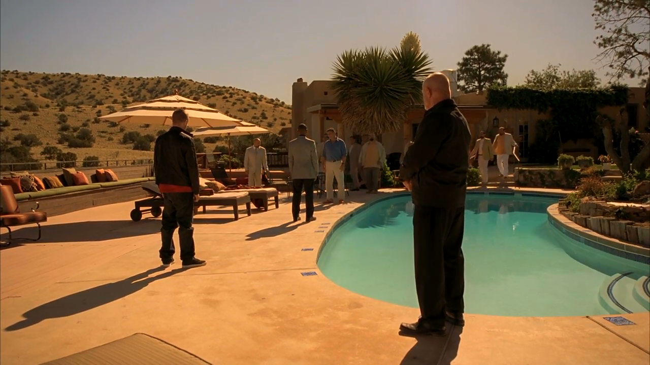[Aporte] Breaking Bad | Temporada 4 | [720p] [MKV] [MG]