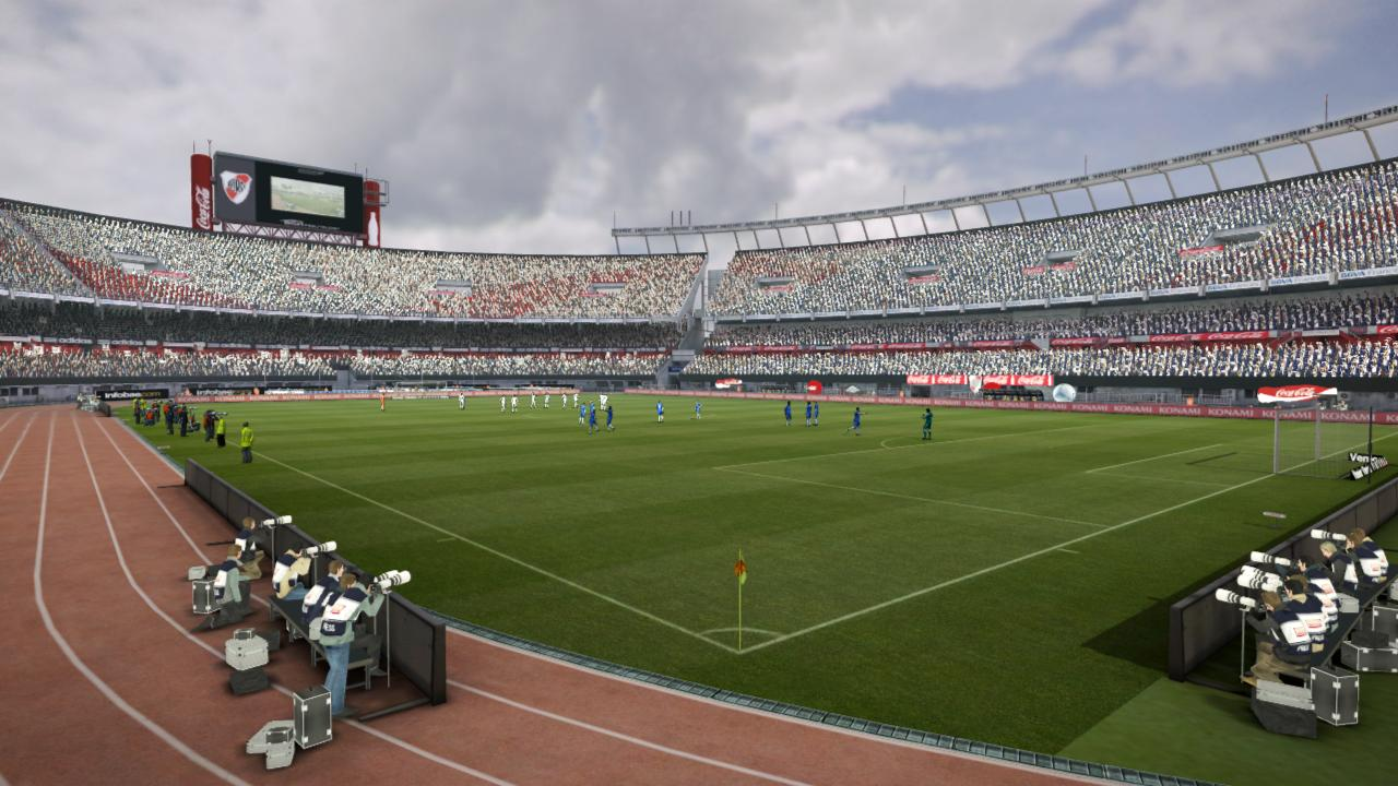 [Aporte] El Monumental - River Plate [PES 2013-PC]