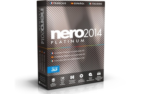 [Soft] Nero 14 Platinum v15 + Content Packs Full [MG]