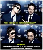 #TheWalkingDead #DarylDixon 