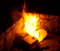 #bonfire #friends #coast #pic #veintediez