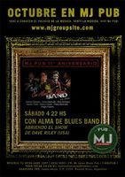 """Con Alma de Blues Band !  Nueva fecha abriendo el Show de Dave Riley!! Mr Jones Pub Blues Saavedra 399 1704 Ramos Mejía, Bueno..."