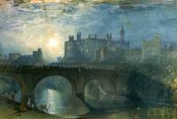 Joseph Mallord William Turner, Castillo de Alnwick, Northumberland, 1829