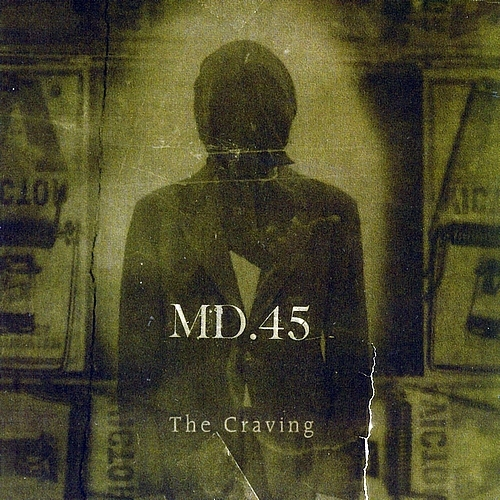 Dave Mustaine & Md.45-The Craving (1996–2004)