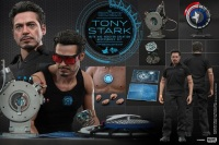 'Hot Toys' presenta su nueva figura de acción Iron Man 2: 'Tony Stark' New Reactor Creation