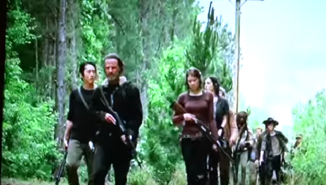 "The Walking Dead 5x02 ''Strangers"" Promo,Sneak Peeks y Spoilers 5D2"