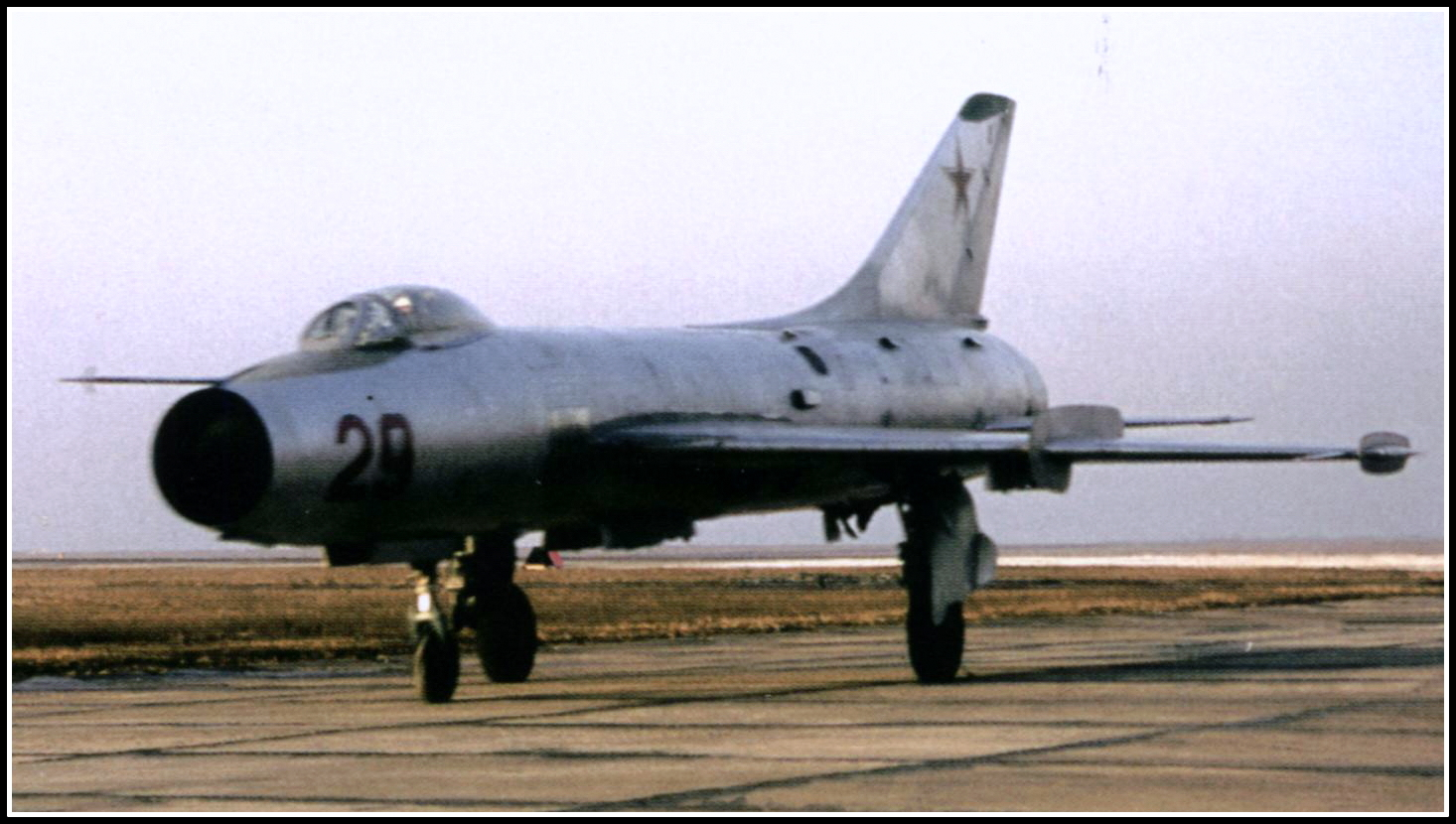 Alfa img showing gt sukhoi su 7