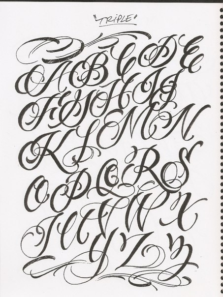Script letter l tattoo designs