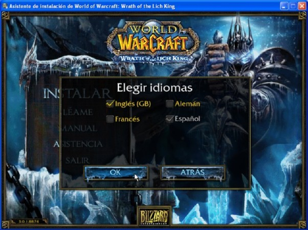 World of Warcraft: Wrath of the Lich King 3.3.2 (enGB) Год выпуска: 2009 Жа