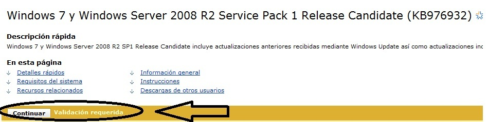 como activar windows 7(sp1)