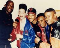 Michael Jordan, Kid, Will Smith, DJ Jazzy Jeff & Play...