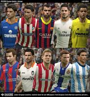 #PES #PES2014 #PC #PesEdition  faces del nuevo DLC para PES 2014 :D
