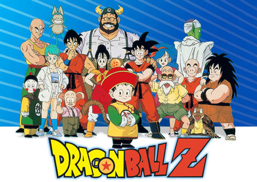 Dragon ball, z, gt, kai etc.