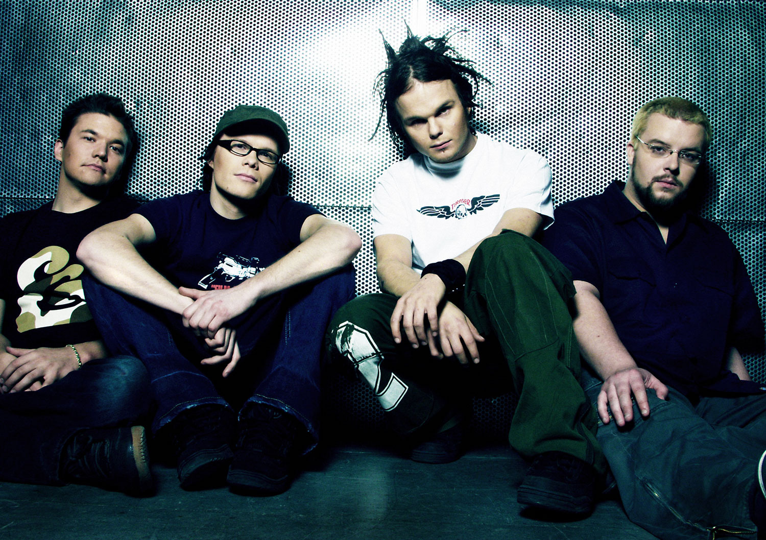 Megapost de The Rasmus