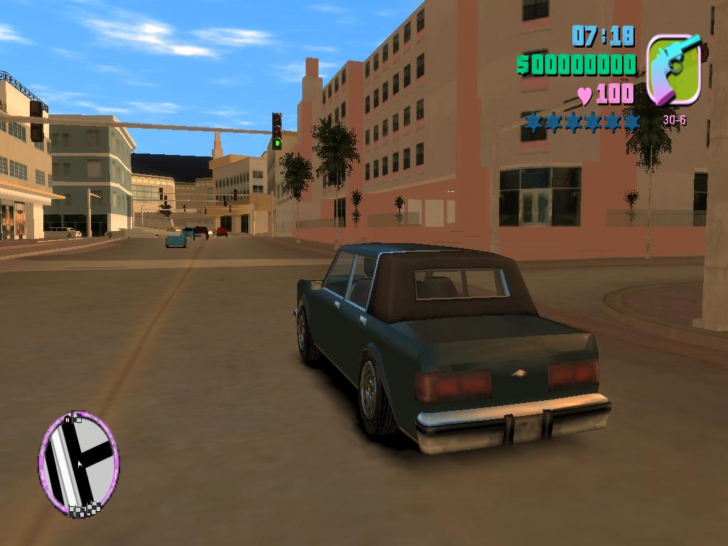 Cood Gta Vice City