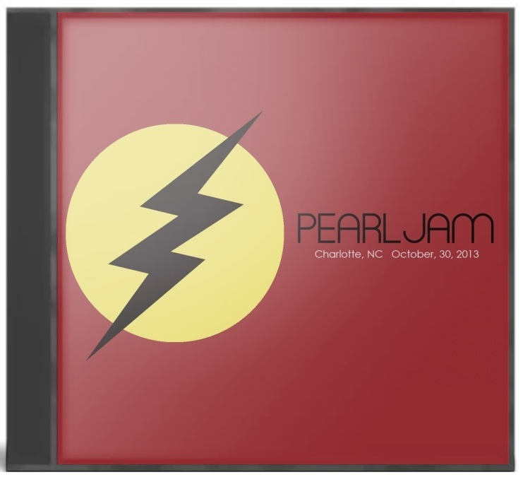 [FLAC|HD][MP3] Pearl Jam - Charlotte 2013