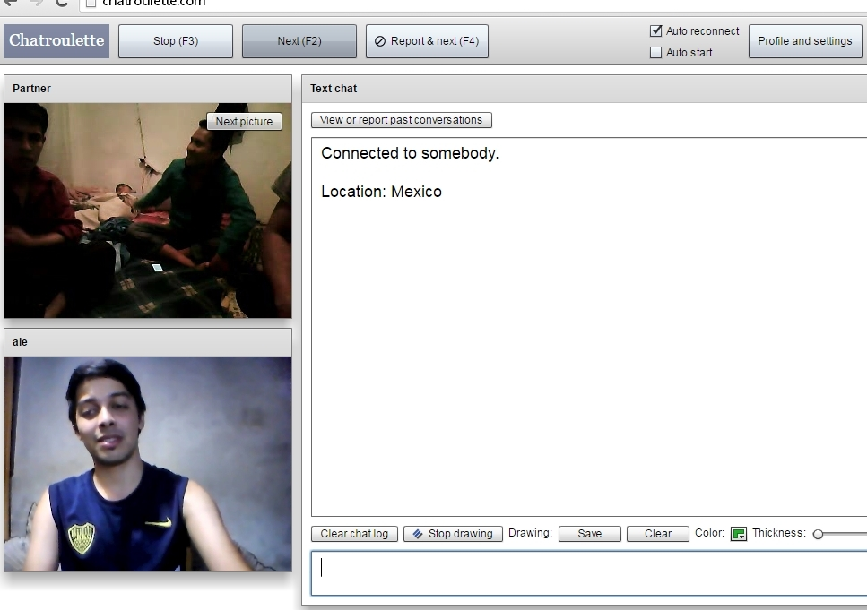 Adult gay chat roulette