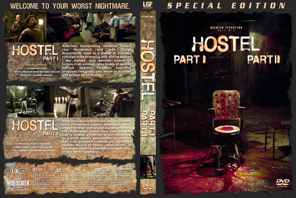 HOSTEL 1 2 iTALiAN HDRip 720p x264 MP4-L3g3nD