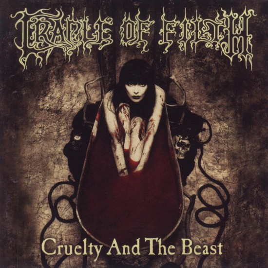 Cradle Filth Cruelty And The Beast [Full Album]