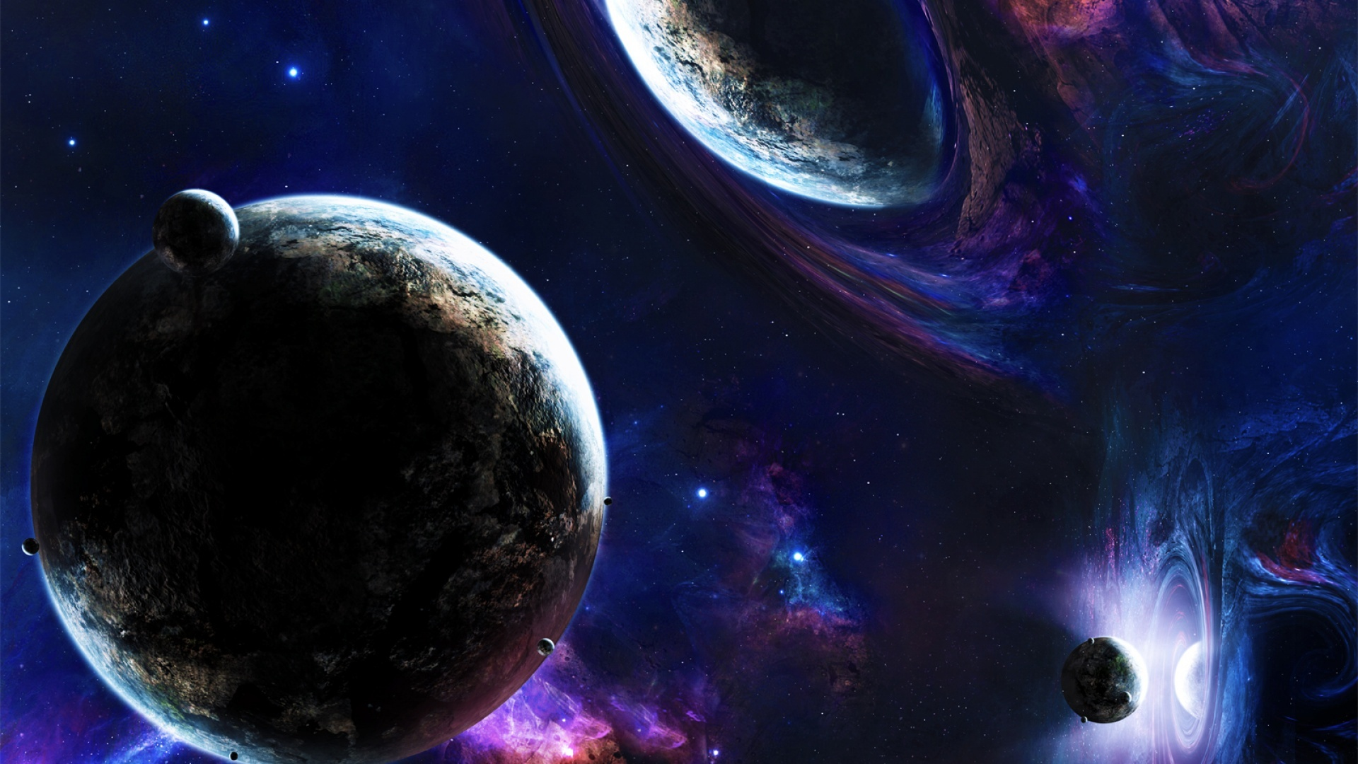 other planets in other galaxies - HD1680×1050
